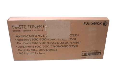 Fuji Xerox Docucentre C5500 Waste Toner Bottle Genuine